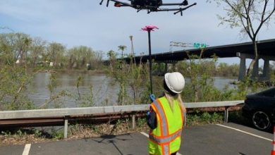 Drones for clean water: Nixie Water Sampling System brings samples to scientists
