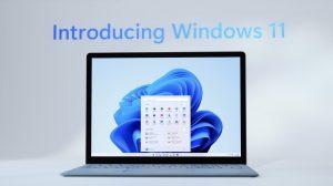 Windows 11 title