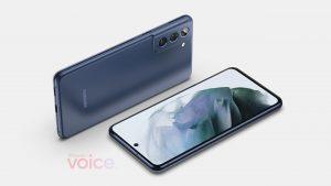 Galaxy S21 FE Voice