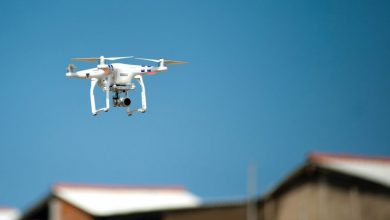 Flying a drone in the wind, other challenges