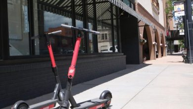 Electric scooter phenomenon hits Cheyenne ahead of CFD    Local news