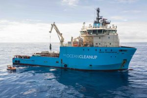 Drones for environmental protection Unmanned oceans