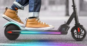 Number 1 among new electric scooters, more in New Green Deals