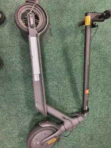 """E-scooters seized after """"mess"""" in Dudley town center"""