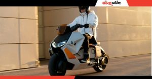 Market launch of the BMW CE-04 electric scooter on July 7, 2021