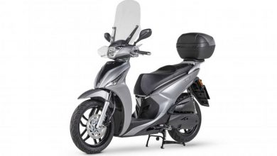 Kymco launches updated People 200i ABS commuter scooter
