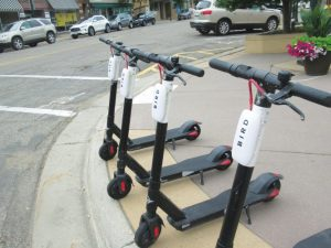 Scooter rental is introduced |  News, sports, jobs