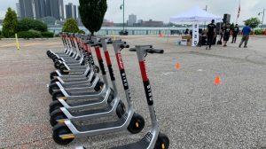 Bird Canada hosts e-scooter safety event