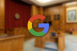Google lawsuit court