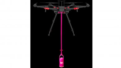 Nixie: Drone Water Sampling System - RotorDrone