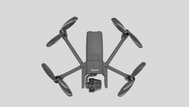 Parrot's new Anafi USA - RotorDrone
