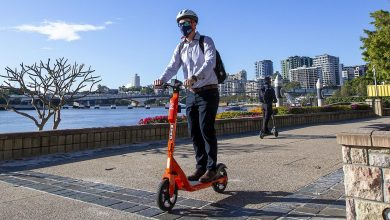 Neuron E-Scooter: New study shows that e-scooter users visit more places and spend more money
