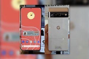 Google Pixel 6 real life image leak featured
