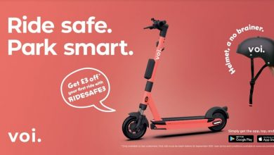 Voi launches e-scooter safety marketing campaign following concerns about driving and parking