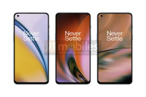 OnePlus Nord 2 new renders
