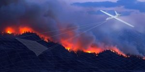 Drone technology innovation will send emergency recordings directly to the emergency response centers