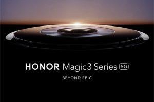 Honor Magic 3 series announcement featured