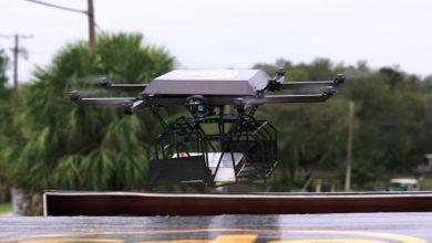 Verizon Robotics Business Technology drone industry