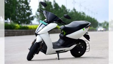 Ather 450x, an e-scooter that is NOT boring