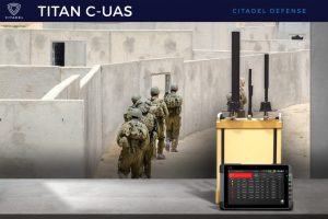 Citadel completes another counter-drone mission to protect the military