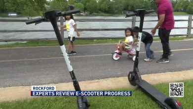 Review of e-scooter progress at Rockford