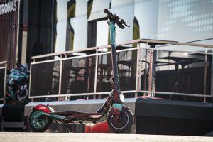 Petronas SRT and Velocifero introduce new electric kick scooters
