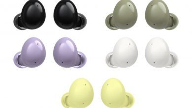 Samsung Galaxy Buds 2 leaked color options from Samsung app