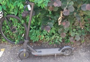 Teenager confiscated e-scooter for driving illegally in Newbury