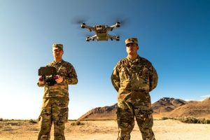 Blue SUAS drones less powerful, more expensive