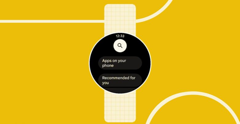New Google Play Store updates to Wear Os
