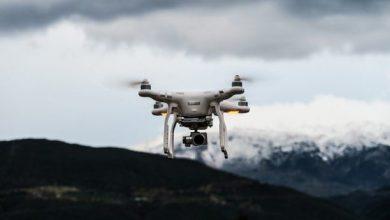 Drone recorded live stream Dejero