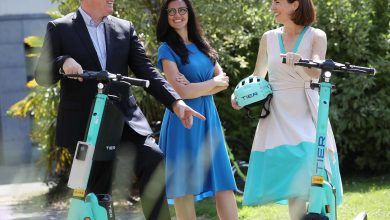Ireland's first e-scooter test starts at Dublin City University