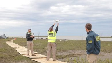 Drone accidents NTSB proposed regulation