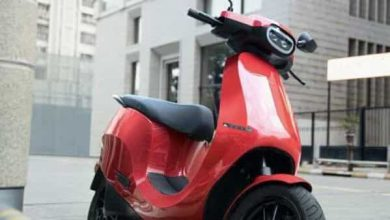Ola Scooter will be available in ten different colours divided in three different finishes