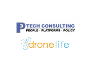 """DRONELIFE cooperates with P3 Tech Consulting on the new podcast """"Dawn of Drones"""""""