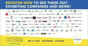 Commercial UAV in Las Vegas in September