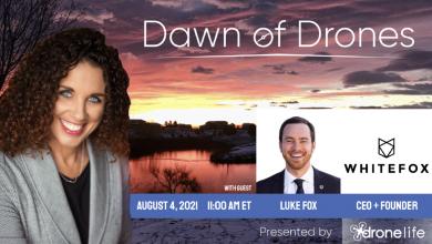 Dawn of Drones with Luke Fox WhiteFox Defense