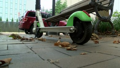 Downtown Evansville has e-scooter safety tips