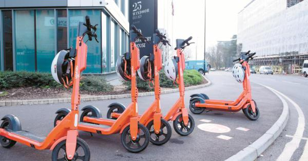 Slough e-scooter operator launches summer safety campaign