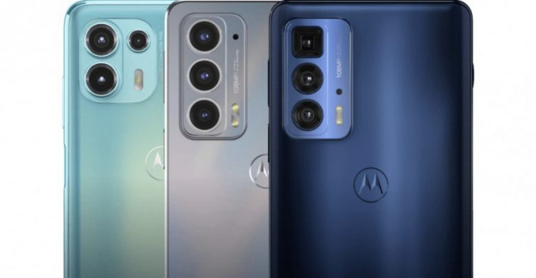 Motorola Edge 20 Series official featured image