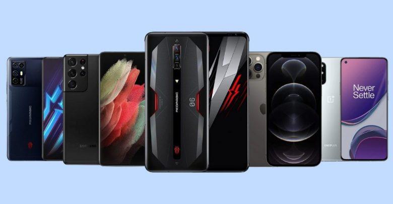 Best Gaming Phones So Far in 2021