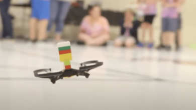drones in elementary education