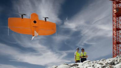 3D drone mapping WingtraOne Gen II