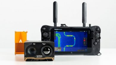Auterion partners with Workswell to optimize drone thermal imaging cameras