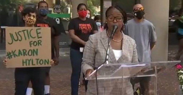Activists Call For Charges Against Officers After Fatal Scooter Crash - NBC4 Washington