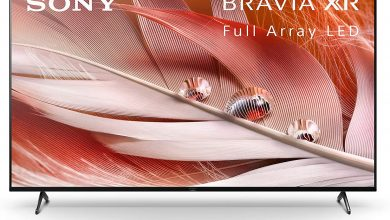 Sony X90J 65-inch Smart TV