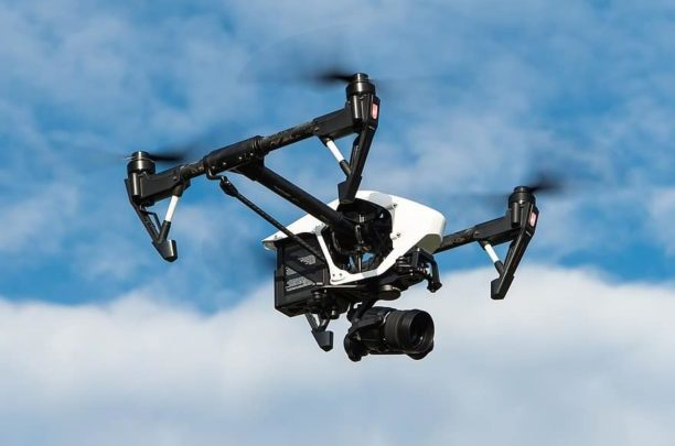 No infrastructure-funded drones made in China
