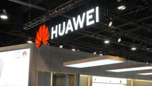 HUAWEI in sharp decline as corporate goal shifts to survival