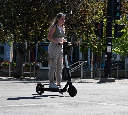 E-scooter program comes to Cochrane