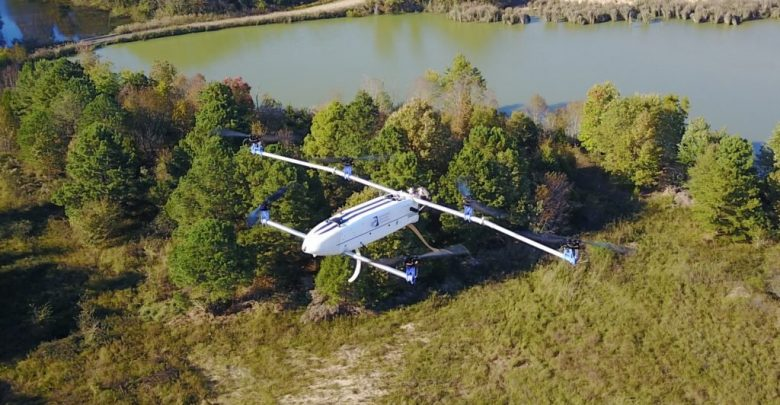 Advance Aircraft Gas-Hybrid for continuous use by drones